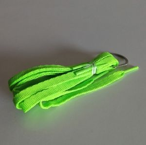 *Free with Purchase* Neon Lime Green Shoelaces